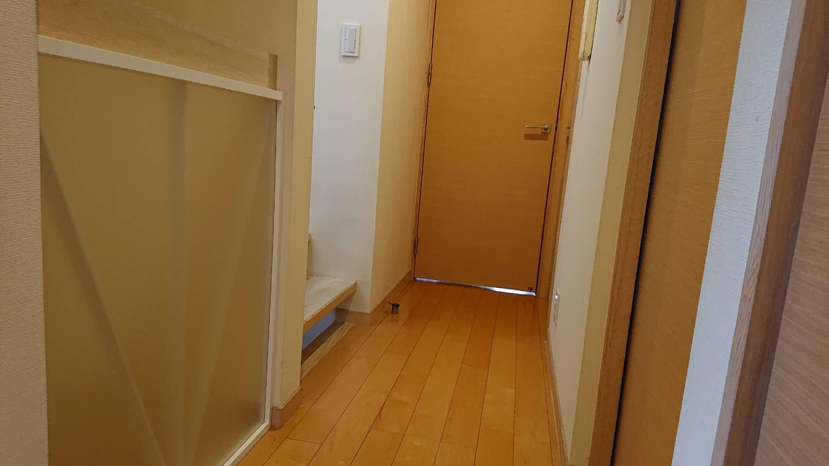 【リフォーム】景観を壊さないおしゃれな室内階段の転落防止柵(名古屋)